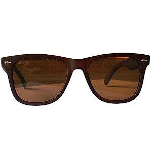 Óculos de Sol OCCHIALI Trancoso Marrom
