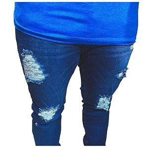 Calça AÉROPOSTALE Jeans Destroyed