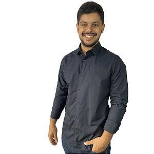 Camisa ACOSTAMENTO ML CH Marinho