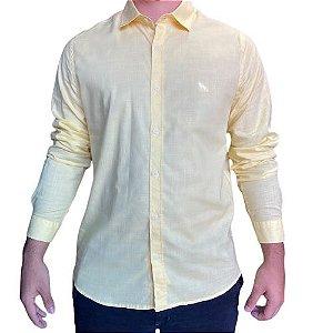 Camisa ACOSTAMENTO Amarela