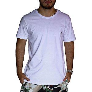 Camiseta VON DER VÖLKE Basis Branco