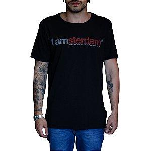 Camiseta VON DER VÖLKE Amsterdam