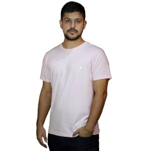 Camiseta VON DER VÖLKE Basis Rosa