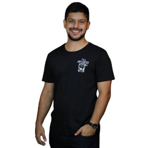 Camiseta JAB Ginfluencer Preto