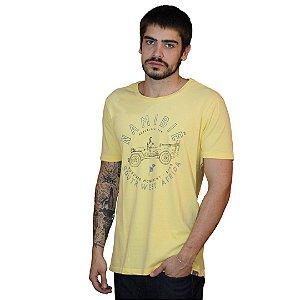 Camiseta JAB Namibie Amarelo