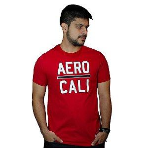 Camiseta AEROPOSTALE Logo Vermelho