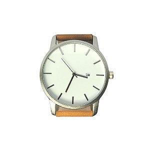 Relógio OCCHIALI White/Brown