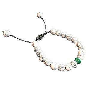 Pulseira OCCHIALI White/Green