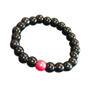 Pulseira OCCHIALI Black/Red