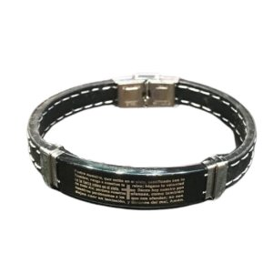 Bracelete OCCHIALI Borracha Black