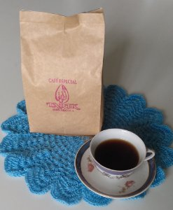 Café moído torra clara 250g