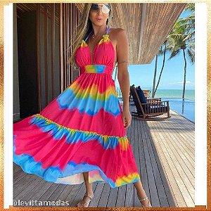 Dress que traduz como ninguém o charme e a leveza da estação !