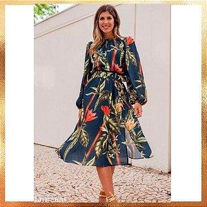 Vestido Coleção Harmony Dreans AVE RARA