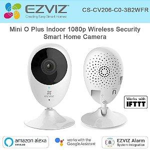 EZVIZ CAMERA IP WIFI MINI O PLUS CS-CV206-C0-3B2WFR FULL HD