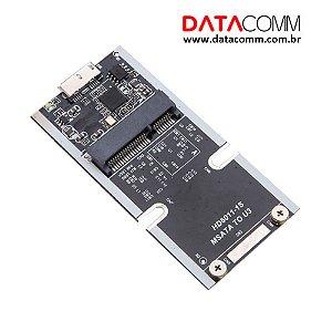 Adaptador SSD M sata usb 3.0