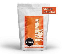 Albumina 100% Pura Sabor Natural 500g