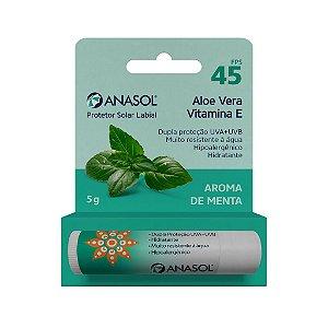 Protetor Solar Labial FPS 45 5 g - Anasol