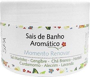 Sais de Banho Aromático 400 g - Epidermis
