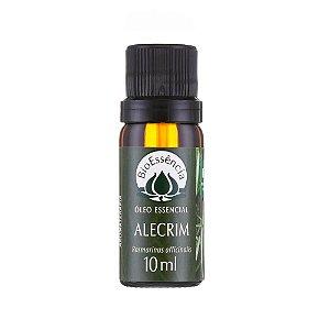Óleo Essencial De Alecrim 10Ml - BioÊssencia