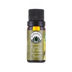 Óleo Essencial De Ylang Ylang 5Ml - BioÊssencia