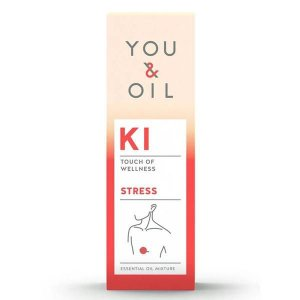Blend Óleo Essencial KI Stress 5ml - You & Oil