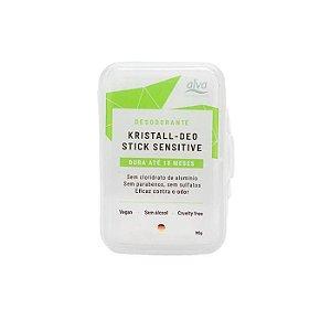 Desodorante de Pedra Natural Stick Kristall Sensitive 90g - Alva