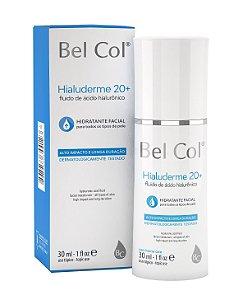 Hialuderme 20+ Fluido de Ácido Hialurônico 30 ML - Bel Col