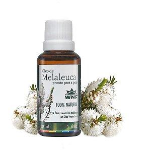 Óleo de Melaleuca pronto para pele 30ml - WNF