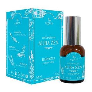 Spray Aura Zen 30ml - Vegana