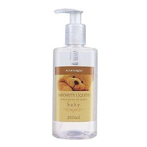 Sabonete Líquido para as Mãos - Baby 250ml - Aromagia