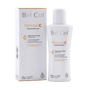 Renov C Ácqua Micelar  Vitaminada 140 ML - Bel Col