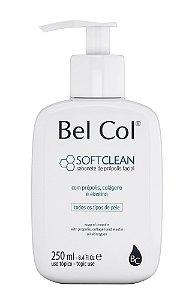 Softclean Sabonete Líquido  de própolis 250 ML - Bel Col