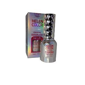 TOP COAT HELEN COLOR CRYSTAL DIAMOND 15ML