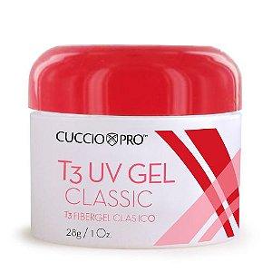 CUCCIO GEL UV T3 CLASSIC PINK 28G