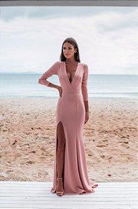 Vestido Andressa Rosa