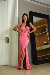 Vestido Belinda rosa