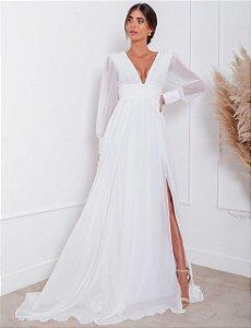 Vestido Elyne Noivinha