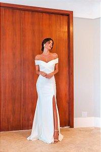 Vestido Noivinha Dora
