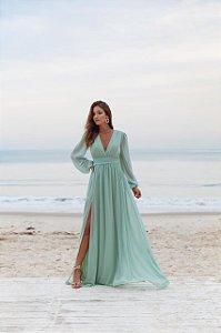 Vestido Alana Verde
