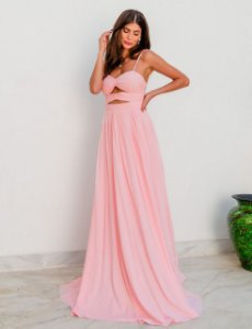 vestido verena rosa