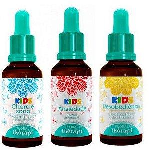 Kit Floral Thérapi Momento Evolução Kids*