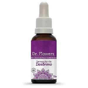 Dr Flowers Sensação de Desânimo