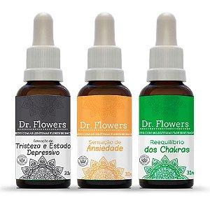 Kit Dr Flowers Momento Superação