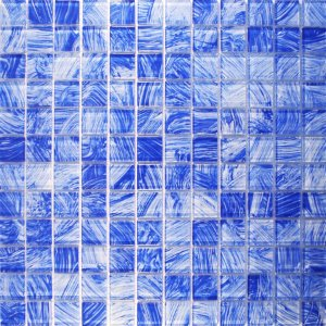 CRISTAL GLASS SEDA AZUL CLARO CG29