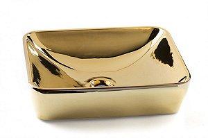 DUNE LAVABO MARVEL GOLD 50X38X13,5 CM