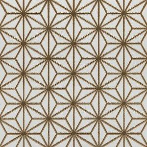 PATCHWORK GOLD PG2 19X19 CM LUXO