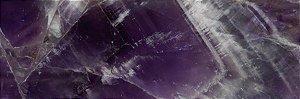 DUNE AURA AMETYST GLASS 25X75 CM