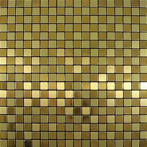 PASTILHA ADESIVA GOLD MIX