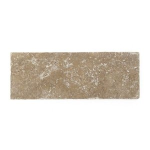 TRAVERTINO ANTICATO NOCE 7,5X20,3 CM