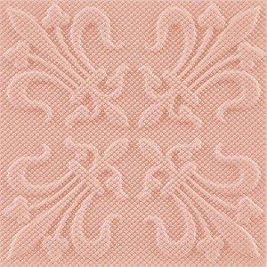 TWENTY DELUXE ROSE 18,5X18,5 CM